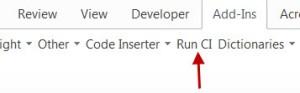 Code Inserter 9