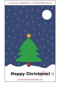 Harnby Christmas card 2014