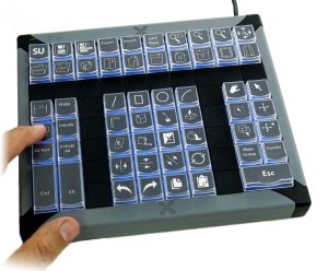 The 60-key XKeys