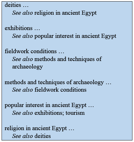 from ancient egypt came the convention of representing deities as
